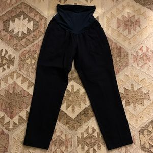 A Pea in the Pod Pants - A Pea in the Pod Maternity Slacks - Size M